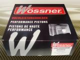 Sada kovaných pístů Woessner pro Opel 2.0 16V Flat Top ( 3.Ring )