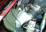 Mezichladič stlačeného vzduchu (intercooler) kopie Abarth pro Lancia Delta HF Integrale (vč. Evoluzione) Scara 73