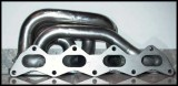 Sběrné výfukové potrubí Lancia Delta HF Integrale, nerez