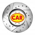 Sportovní brzdové kotouče HPD CAR (2 ks) Subaru Impreza WRX