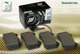 Brzdové destičky Audi S4, A6, A8 TDi, W12, TFSi, Quattro