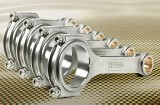 Sada ojnic ZRP H Lancia Delta HF Integrale (+4,00 mm)