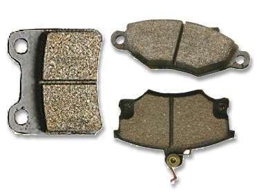 Brake pads for rally, racing, rallycross OMP 971C