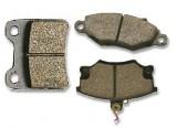 Závodní brzdové destičky OMP 971C (OT/6940)